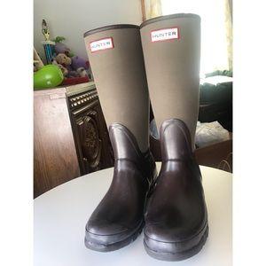 Hunter Alden Rain Boots | Size 8